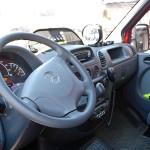 Kleinlöschfahrzeug Fahrer