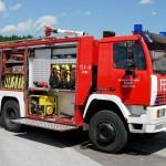 Tanklöschfahrzeug Rechts